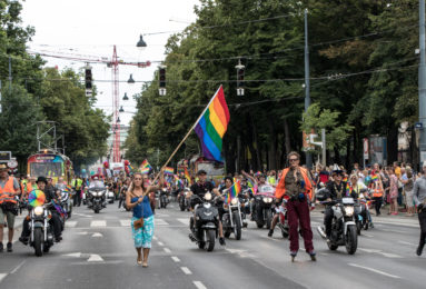 (Nederlands) Rainbow Parade Vienna